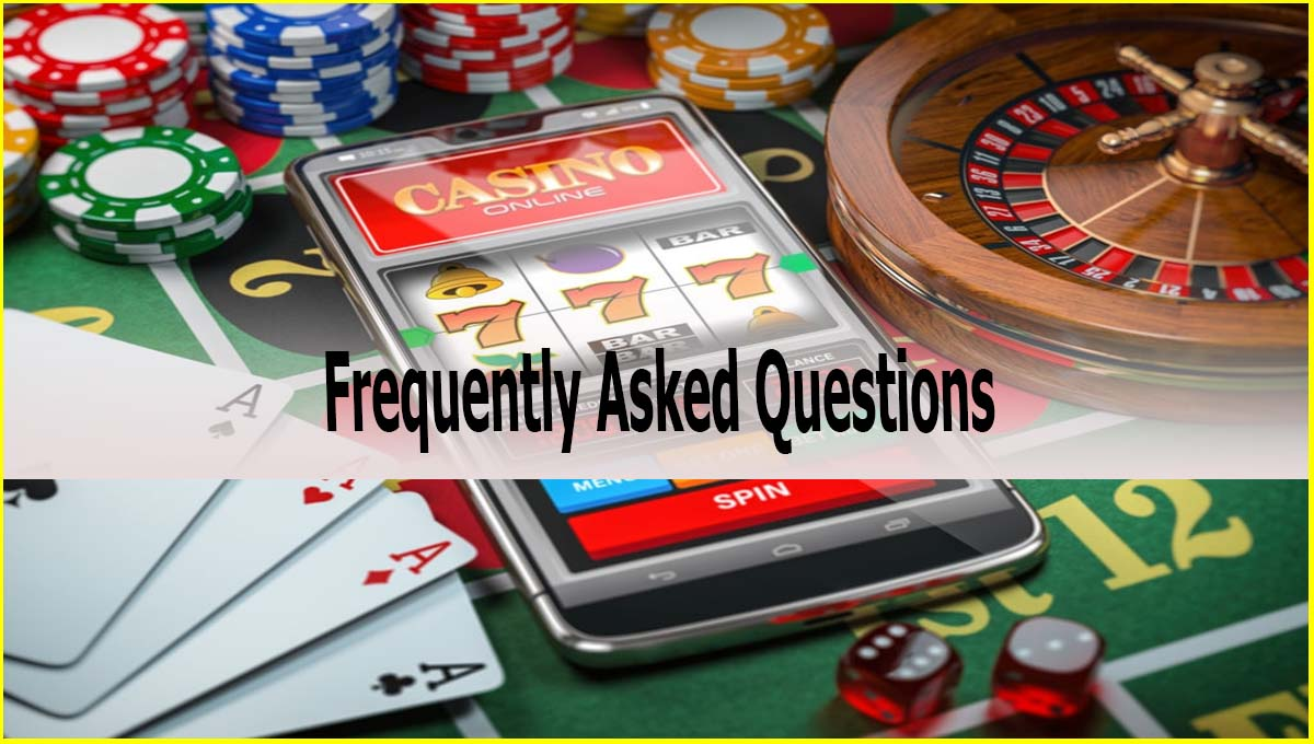Best Online Gambling Malaysia Frequently Asked Questions