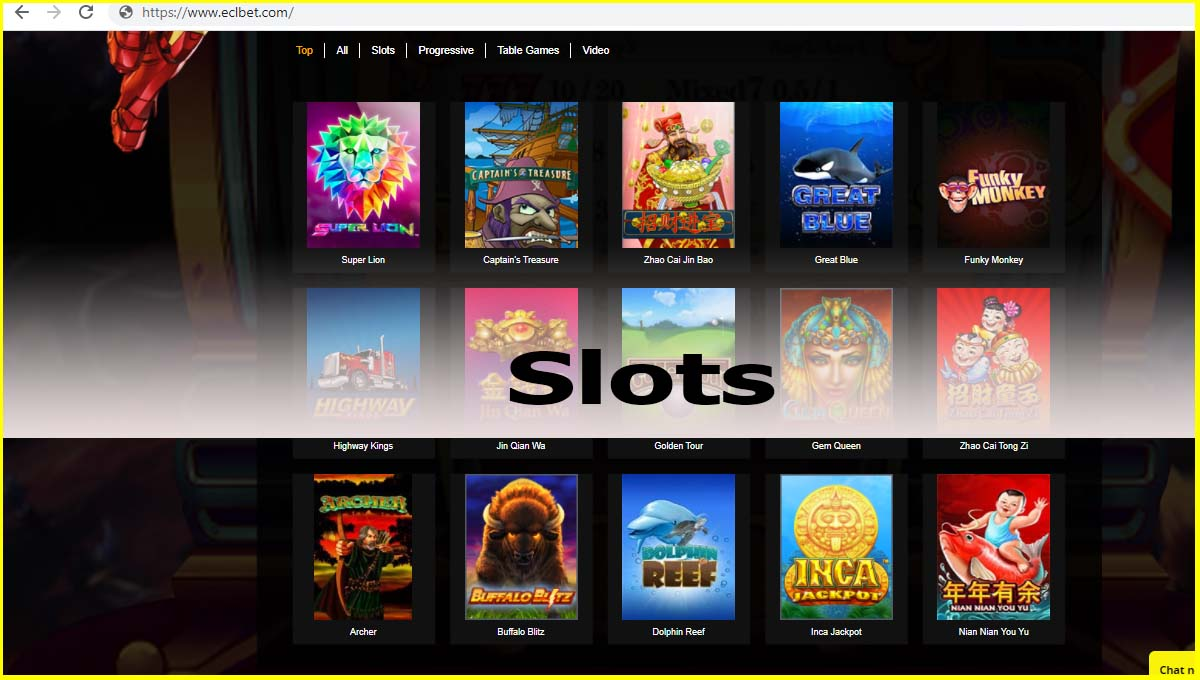 ECLBET Malaysia Slots Game